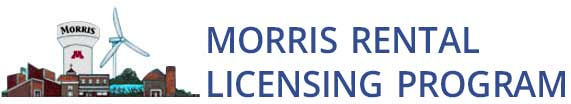Morris Rental Licensing Program