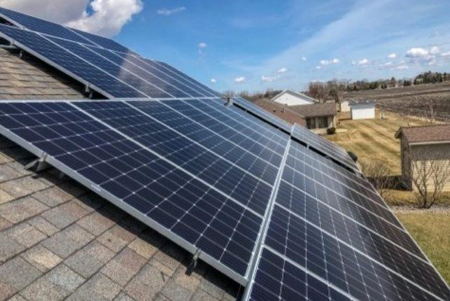 Mspc Solar Array